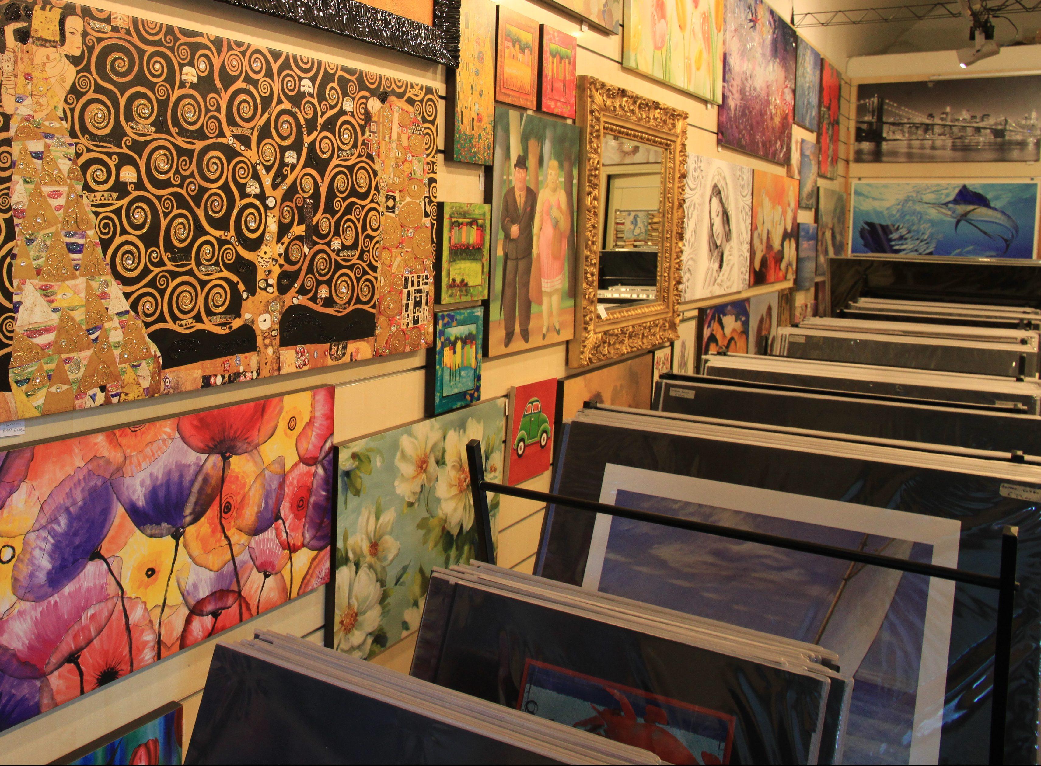 Cornici e stampe artistiche fine art su misura arredo for Art arredo