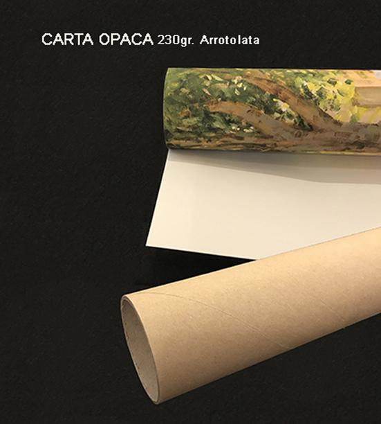matte paper